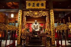 Temple of Literature. Vietnam image gallery - Lonely Planet