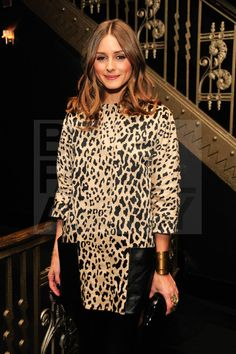 The Olivia Palermo Lookbook : Olivia Palermo at the Bloglovin Awards