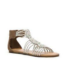 Madden Girl Knots Gladiator Sandal