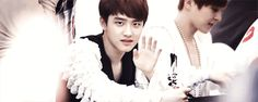 AHAHA KYUNGSOO YOUR FACE SO CUTEE SO ADOREABLE ♡♡^______________________^