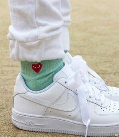 AFone low n CDG socks