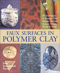 Perfect Faux Opal Polymer Clay | Recommended Books About Jewelry Making