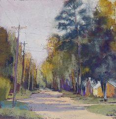 Lyn Asselta (pastel painting)