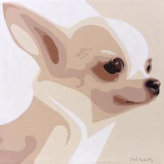 Effective Potty Training Chihuahua Consistency Is Key Ideas. Brilliant Potty Training Chihuahua Consistency Is Key Ideas. Chihuahua Drawing, Chihuahua Puppies, Pop Art, Dog Paintings, Akita, Little Dogs, Dachshund, Animal Drawings, Pet Portraits