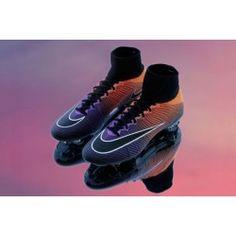 Nueva venta caliente zapatos de fútbol Nike Mercurial Superfly