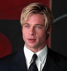 Brad Pitt, Meet Joe black