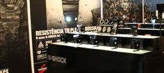 Casio Abre Pop-Up Store G-Shock em Lisboa | ShoppingSpirit