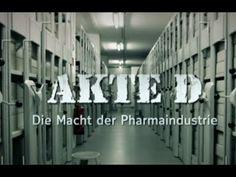 Die Macht der Pharmaindustrie - ARD Doku 2016