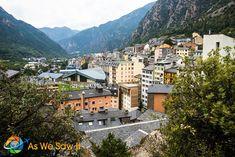 Visiting Andorra la Vella's Old Town