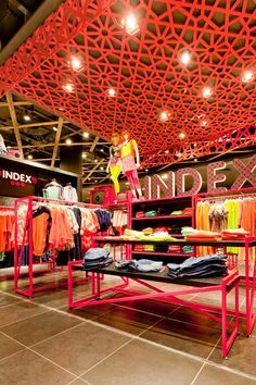 Ripley store by DAW, Santiago store design
