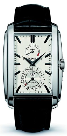PATEK PHILIPPE = Day / date and power reserve indicator ✅