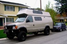 CL: 07 Diesel Ford 4x4 Sportsmobile