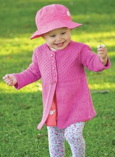 Baby Knitting Patterns Needles Knitting Pattern Diamond Drops Cardigan Baby and Child Filet Crochet, Knit Crochet, Knitting For Kids, Baby Knitting Patterns, Baby Sweaters, Girls Sweaters, Latch Hook Rug Kits, Pretty Summer Dresses, Dress Gloves