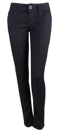 Adriana - Die angesagte Super Skinny Jeans im Five Pocket Stil von CROSS Jeans® in Power-Stretch Denim Qualität. Sitzt knacking ohne einzuengen! Unterschiedlichste Waschungen auf hochwertigstem Denim. Von schwarz über clean dunkelblau bis hin zu leicht geusten Optiken, für jeden Anlass das Richtige, ob zu High Heels oder Stiefeln. Die perfekt positionierten Gesäßtaschen machen einen sexy Po. Ne...