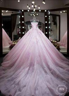 gowns floor length sequin replica bride wedding dress gown prom dress formal dresses dress up elegant classy elegance stylish art on floor Cute Prom Dresses, 15 Dresses, Ball Dresses, Pretty Dresses, Ball Gowns, Fashion Dresses, Formal Dresses, Quince Dresses, Fantasy Dress