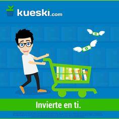 Invierte en tu desarrollo personal ¿qué te gustaría aprender este año? #KueskiTips