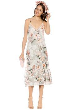 5182d54a68dd Magnolia Midi Dress. Green Midi DressWe Are KindredRent ...