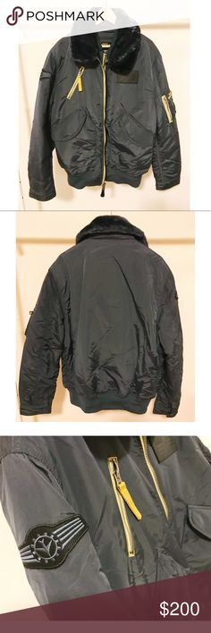 8e6f97385e7 Alpha Industrial Flight Bomber Jacket New without tag