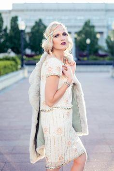 Hair & makeup Inspiration  Gatsby Inspired