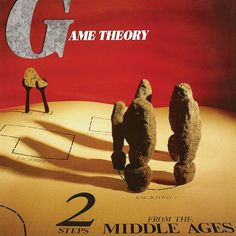 Game Theory - 2 Steps From The Middle Ages [Translucent Orange Vinyl]