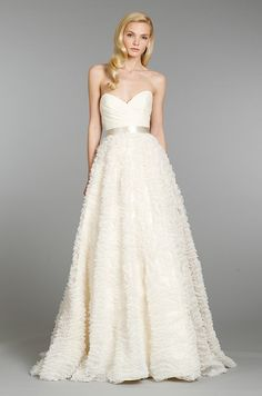 Hayley Paige Fall 2013 Wedding Dresses