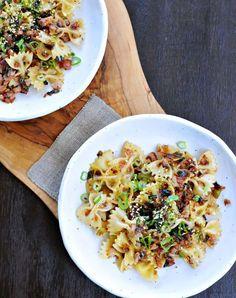 Spam Recipes, Pasta Recipes, Pork Recipes, Roasted Broccolini, Kimchi Fried Rice, Food Network Canada, Macaroni Salad, Serious Eats, Food Trends
