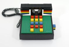 TYCO Lego Phone - I had one of these as a kid but I dropped it and it broke ;( I didn't think you could find it anymore!