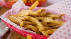 Make the perfect French fries in just 6 easy steps