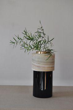 Les vases de la saison : Vase Potte Lux, Michael Verheyden.