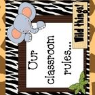 pbis - classroom rules
