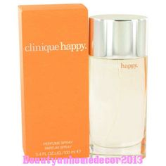 HAPPY by Clinique 3.4 oz / 100 ml EDP Spray Perfume for Women New in Box #Clinique