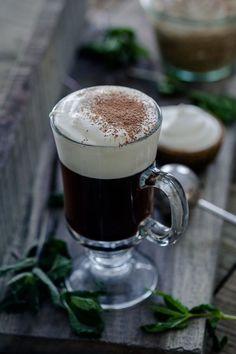Traditional Irish Coffee {Video Recipe}