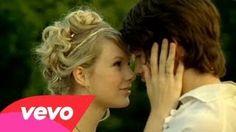 taylor swift love story - YouTube