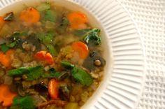 Hearthy Lentil Soup #lentil #soup #lentilsoup #vegetariansoup #vegansoup