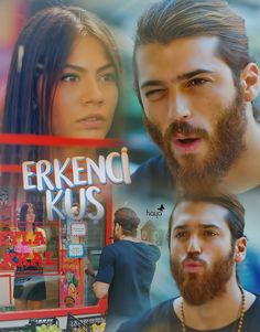 Yaman and Özdemir - Collage Turkish Men, Turkish Actors, Cute Love Quotes, Early Bird, Best Series, Feeling Loved, Favorite Tv Shows, Favorite Things, Movie Characters