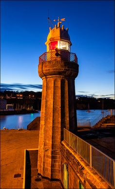 Dunmore East Lighthouse, County Waterford.