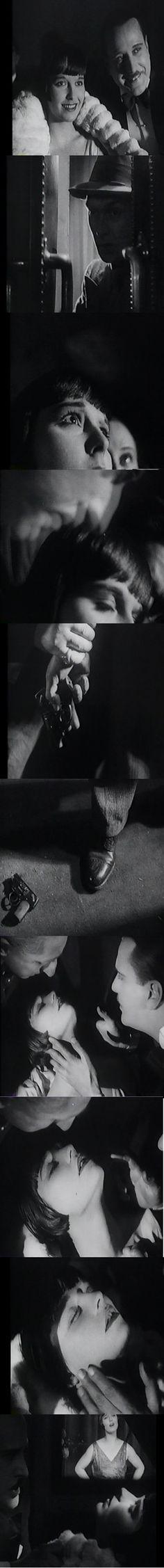Louise Brooks, Prix de Beaute. Fade to black.
