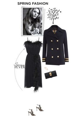 """""""#7744 - Blake Lively"""" by pretty-girl-in-fashion ❤ liked on Polyvore featuring Prada, The Seafarer, Hermès, Schutz, Bulgari and Godinger"""