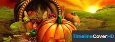 Thanksgiving Field Pumpkin Facebook Cover Timeline Banner For Fb Facebook Covers