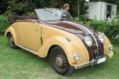 1937 Adler Typ 10
