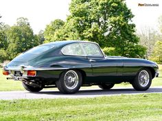 Pictures Of Jaguar E Type Fixed Head Coupe