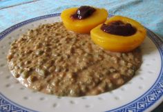 Hungarian Cuisine, Oatmeal, Vegan Recipes, Pudding, Breakfast, Healthy, Desserts, Food, Diets