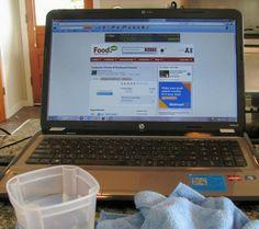 Computer Screen & Keyboard Cleaner