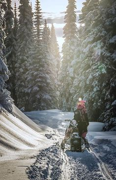 The moment you turn off the machine and it's so quiet! Greatest Adventure, Adventure Time, Big Girl Toys, Polaris Snowmobile, Dirt Bike Girl, Snow Girl, Snow Fun, Riding Gear, Dirtbikes