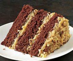 Ghirardelli German Chocolate Cake Recipe