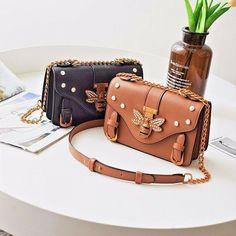 b31e9ccd4 Details about Shoulder Brand Bag Women Messenger Bags Little Bee Handbags  Crossbody for Women