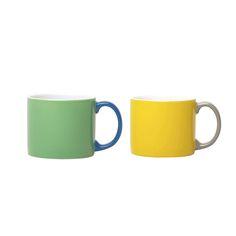 My Mug Xl Yellow Gray