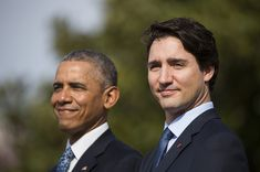 And Canada Agree On Methane Emissions Cut Ahead Of Trudeau's Visit U. And Canada Agree On Methane Emissions Cut Ahead Of Trudeau's VisitU. And Canada Agree On Methane Emissions Cut Ahead Of Trudeau's Visit Trudeau Canada, List Of Actors, Presidente Obama, Paris Climate, Power Of Social Media, Canadian History, Justin Trudeau, Michelle Obama, Barack Obama