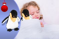 Kids' Christmas Penguin Toy