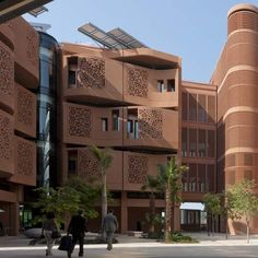 Masdar Institute Campus | Masdar City, Abu Dhabi |Foster + Partners